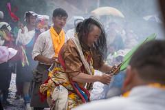 2016_Tibet_Flickr_2star-114 (arkienkeli) Tags: tibet repkong shaman festival tongren amdo