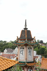 Le stupa de Svres (So_P) Tags: stupa bouddhisme pagode svres tinh tam
