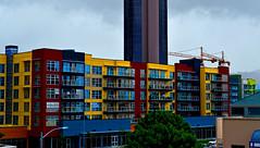 Cloudy Kakaako (jcc55883) Tags: 400keawe keawestreet residences buildings architecture honolulu hawaii oahu nikon auahistreet nikond3200 d3200 kakaako