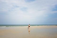 365-56 August 26 (eblinn) Tags: capecod portrait bestfriend massachusetts ocean sand swimming swimsuit summer summertime vacation friendship grateful