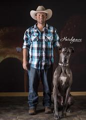 Pet Photography (Hardgrave Photography) Tags: pets photography arkansaspetphotographer certifiedprofessionalphotographer dogs nationaldogday greatdane cowboyhat