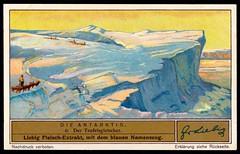 Liebig Tradecard S1328 - Devil Glacier (cigcardpix) Tags: tradecards advertising ephemera vintage liebig