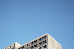 block (_fokus_) Tags: fuji fujinon plattenbau concrete blue sky xtrans classicchrome architecture berlin up