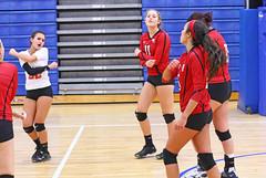 IMG_3028 (SJH Foto) Tags: girls volleyball high school mount olive mt team tween teen teenager varsity huddle cheer