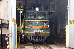 VL80S-1229 (zauralec) Tags: kartaly depot ржд rzd локомотив поезд депо карталы вл80с vl80s vl80s1229 1229 вл80с1229