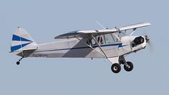 Wag-Aero Sport Trainer N2178V (ChrisK48) Tags: airplane cub n2178v nx2178v phoenixdeervalleyairport kdvt dvt phoenixaz aircraft wagaerosporttrainer