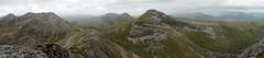 The Glencoaghan horseshoe: on Bencollaghduff (Binn Dhubh) (Mumbles Head) Tags: ireland eire connemara mayo glencoaghan gleannchochan mountains horseshoe thetwelvebens twelvepins