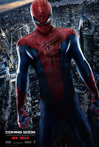 Amazing Spider-man Int. Poster