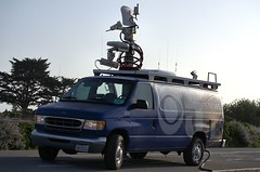 Channel 5 News Van (Steven P. Moreno) Tags: sanfrancisco california travel northerncalifornia us tv tourist presidio localnews newsvan chanel5 sanfrancisconews stevenmorenospix bayareanews stevenpmoreno doyledrivedemolition tvstationnewsdepartment chanel5newsvan
