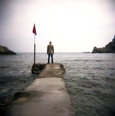 Lost in the sea ((stephenleopold)) Tags: mer isolabella taormina holga120cfn sicile fuji160 drkong virela gardela virela2 gardela2 virela3 gardela3 virela4 virela5 virela6 virela7 gardela4 gardela5 virela8 virela9 virela10