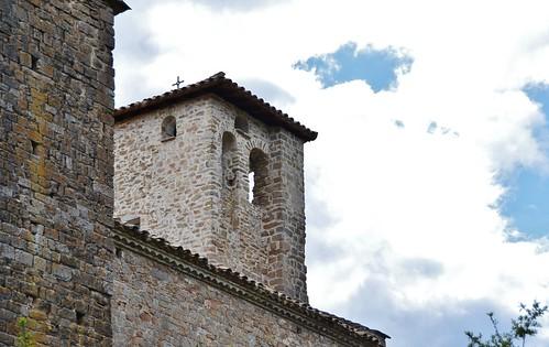 Frontanyà (Catalogne), abbatiale Sant Jaume (6)