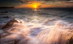 mona vale south (nick fletcher2008) Tags: ocean seascape sunrise canon sydney australia monavale wwwnickfletcherphotographycom