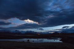 Notte luminosa (Le foto di Marietta) Tags: night iceland islanda breiðdalsvík