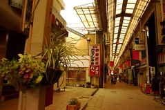 Shopping Street (tttske_C) Tags: aichi shoppingstreet seto