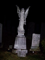 Angel Of The Night (Our Haunted Scotland Project) Tags: old castle graveyard town stirling oldtown stirlingoldtown hauntedscotland stirlinggraveyard stirlinggraveyards