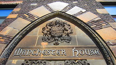 """Manchester House""...Coat of Arms: Duke of Manchester (SardineTea) Tags: nyc newyorkcity newyork architecture buildings coatofarms relief upperwestside oldnewyork uws beauxart emeryroth manchesterhouse sardinetea dukeofmanchester"