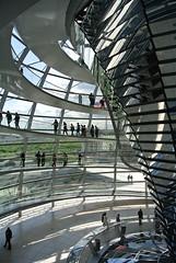 Reichstag Berlino (tai ji) Tags: reichstag cupola architettura germania citt berlino specchi
