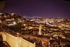 Lisbon at Night (Werner Kunz) Tags: street old longexposure castle portugal church night photoshop lights nikon antique lisboa lisbon wideangle hdr photomatix colorefex d7000 topazadjust werkunz1