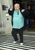 Kyle Gass leaving the BBC Radio 2 studios London, England