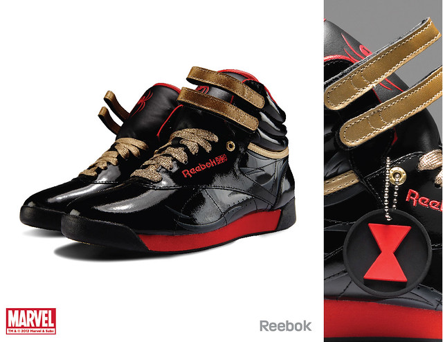 MARVEL與ReeBok 聯手推出玩具人的夢幻球鞋!