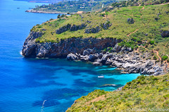 "Natural Cove -  Lo Zingaro, Sicily • <a style=""font-size:0.8em;"" href=""http://www.flickr.com/photos/40100768@N02/7362045054/"" target=""_blank"">View on Flickr</a>"