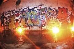 (Stay Gold...) Tags: street art graffiti los angeles rk lmk miez scom