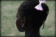 ebony (Blue Spirit - heart took control) Tags: portrait color girl colore ritratto ebony ragazza treviso earing fiocco veneto giavera ebano orecchino giaveradelmontello ritmiedanzedelmondo