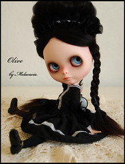 Olive ~ Melacacia Custom #110
