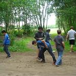 Schoolkamp groep 8 2012