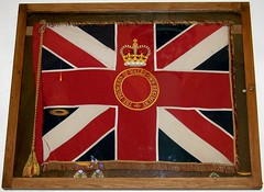 The Princess of Wales' Own Regiment standard (Will S.) Tags: ontario canada church wales princess flag stpauls churches flags christian kingston christianity mypics anglican protestant own regiment cofe protestantism anglicanism stpaulsanglicanchurch pwor stpaulsanglican