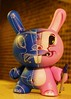 Project: Dunny 049 (danimaniacs) Tags: toy vinyl kidrobot plastic series tre dunny 2012