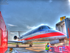 hdramer01 (john_w_73) Tags: airplane airport jet airline americaneagle pia hdr peoria hdraddicted payacom