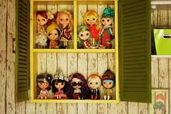Pixiepoo Villa-My Dollies New Home