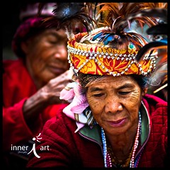 Ifugao Neighbors (inneriart) Tags: ladies girls portrait food trekking photography utah amazing ancient nikon women southeastasia artist emotion native unique traditional fineart philippines farming creative documentary tribal adventure saltlakecity backpacking adobe american passion filipino females traveling agriculture tribe neighbors banaue journalism ifugao riceterraces freelance luzon adventuring natives thirdworldcountry twothousandyearsold inneri hannahgalliinneri nikond300d photoshopcs5 inneriart innereyeart inneri wholehannah inneriartcom httpinneriartcom