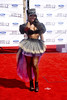 Porscha Coleman, The BET Awards 2012 - Arrivals Los Angeles, California