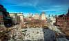 Union Square (isayx3) Tags: park nyc autumn winter newyork season nikon angle manhattan wide shift sigma faux studios unionsquare tilt ultra f28 ts d3 dsw forever21 14mm plainjoe isayx3 plainjoephotoblogcom