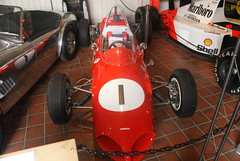 Assegai Alfa Romeo F1 (The Classic Car Wiki) Tags: ford thames museum austin martin aircraft racing mg alfa romeo british ac circuit napier aston vickers brooklands railton banked concrode