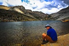 Roosevelt Lake (Jeff D. Muth) Tags: yosemite yosemitenationalpark sierras highsierras sierranevadarange mountconness rooseveltlake connesscreek
