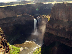 Palouse Falls (Mzsthai) Tags: waterfall washington pacificnorthwest palouse easternwashington palousefalls
