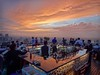 Bangkok - Vertigo Bar (matthew.crompton) Tags: travel sunset rooftop reflections bangkok vertigo banyantreehotel vertigobar