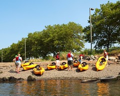 Liberty State Park Kayak Launch, Jersey City, New Jersey (jag9889) Tags: newjersey jerseycity kayak waterfront nj kayaking hudsonriver launch clinic paddling 2012 libertystatepark lsp hudsoncounty cavenpoint jag9889 y2012