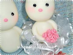 Coelhinhos (Andréia Morganas) Tags: topo arthur passarinho biscuit bolo casamento príncipe coelho rei ursa bailarina urso pequeno peças marinheiro noivinhos personalizada
