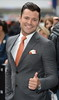 Mark Wright The European Premiere of 'The Dark Knight Rises' held at the Odeon West End - Arrivals. London, England