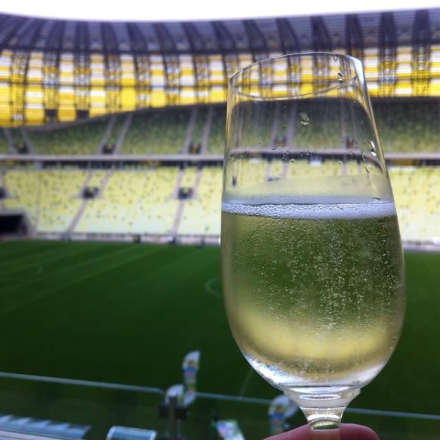 Champagne @ PGE Arena Gdańsk
