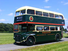 George Shillibeer (PD3.) Tags: park uk england bus london buses station george coach transport royal railway event national shuttle routemaster berkshire m4 newbury preservation rm a34 aec showground cuv shillibeer 2208 rm2208 cuv208c 208c presbus buscoachpreservationshow2012