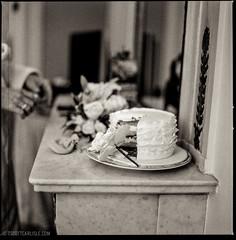 The Ritz Paris - 05 (T. Scott Carlisle) Tags: blackandwhite bw paris romance hasselblad ritz delta3200 elegance tsc tscottcarlisle tscottcarlislecom