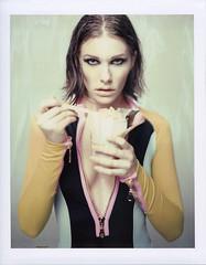 Alex (Braca Nadezdic) Tags: portrait color polaroid 8x10 sinar 809