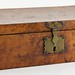 222. 19th century Dovetailed Document Box