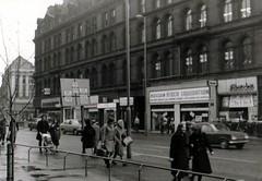 Leeds Boar Lane (cliffordstead) Tags: leeds 1970s boarlane