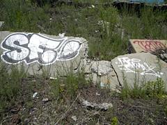 Selfie (Randall 667) Tags: massachusetts rhode island abandoned building urban exploring graffiti street art artist writer tagger selfie sf ohmy